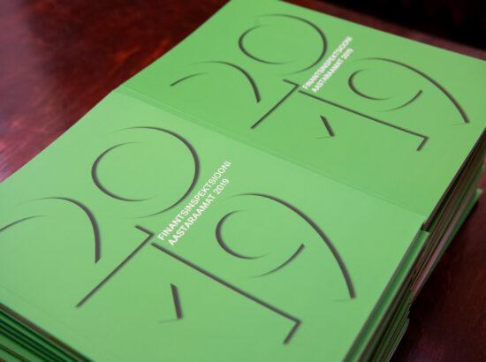 Finantsinspektsiooni aastaaruanne