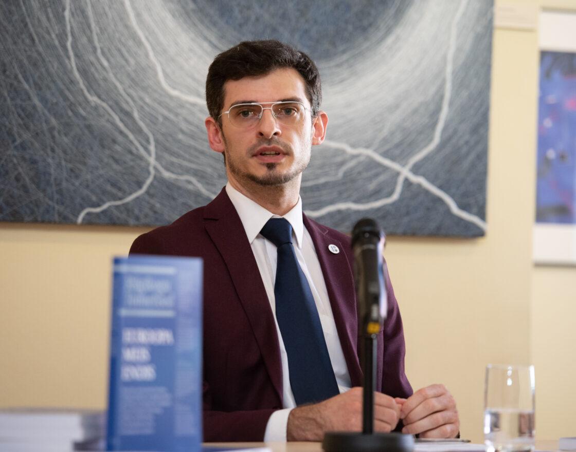 Majandus- ja Kommunikatsiooniministeeriumi siseturu osakonna nõunik Christman Roos