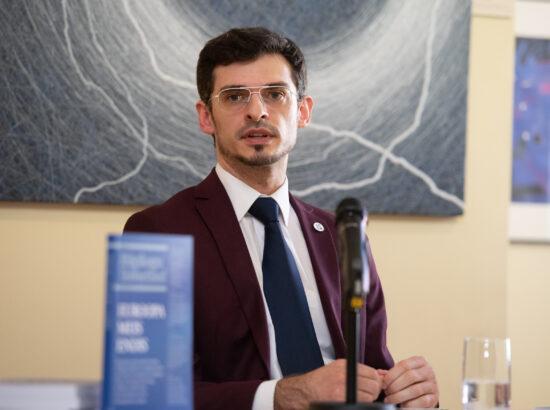 Riigikogu liige Anti Poolamets