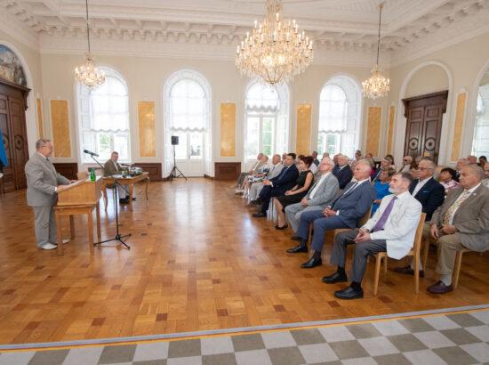 20. Augusti Klubi pidulik koosolek