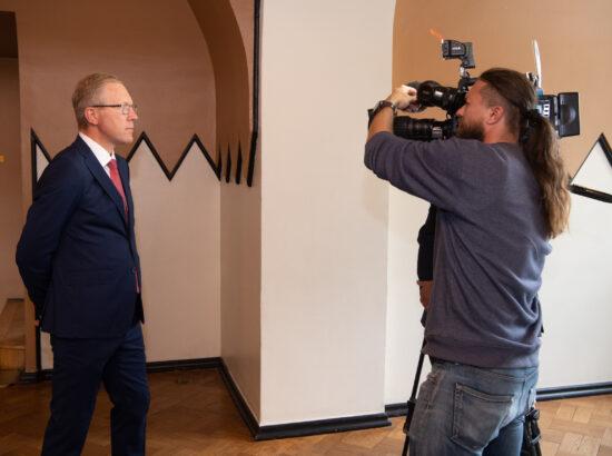 Väliskomisjoni aseesimees Marko Mihkelson