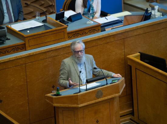Riigikogu liige Mihhail Lotman
