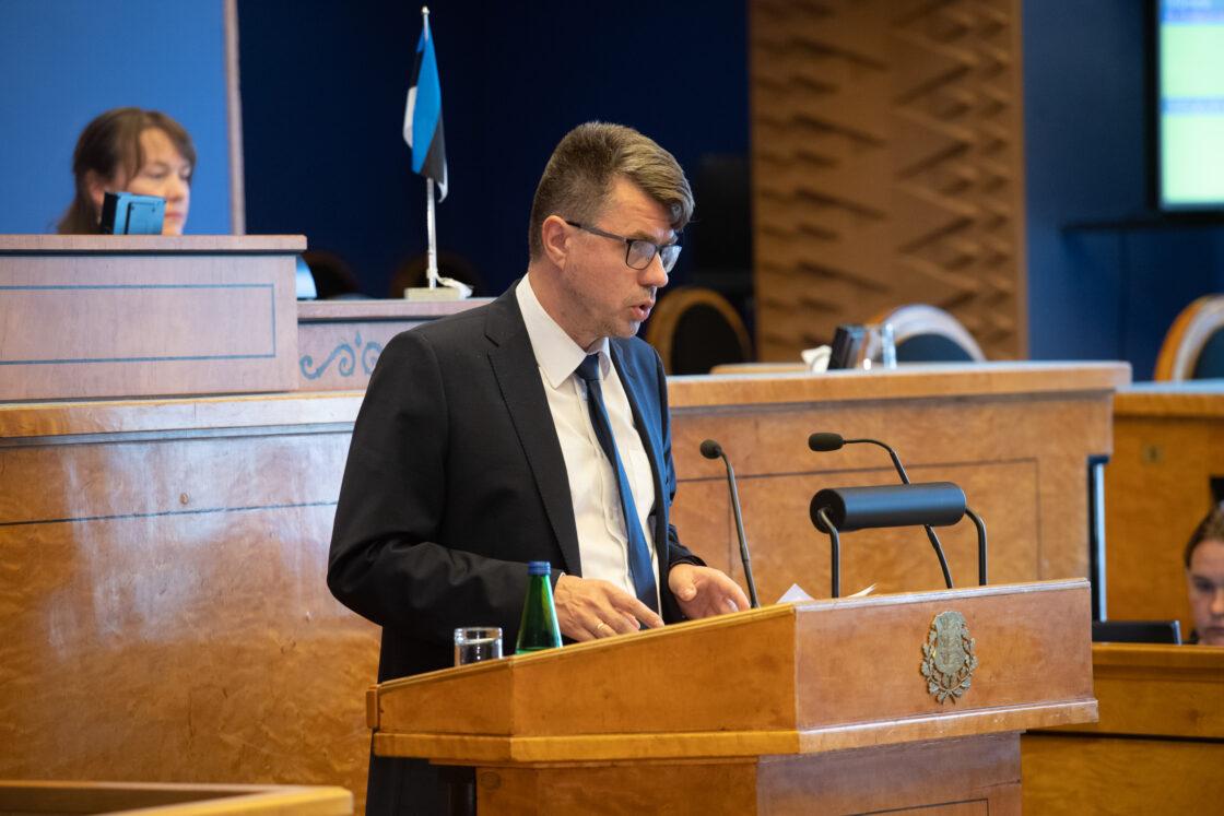 Välisminister Urmas Reinsalu