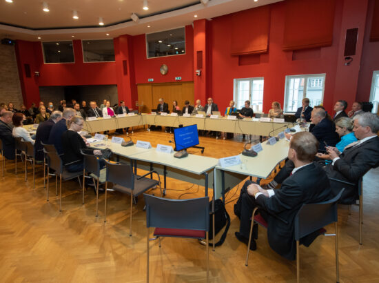 Väliskomisjoni Aasia seminar