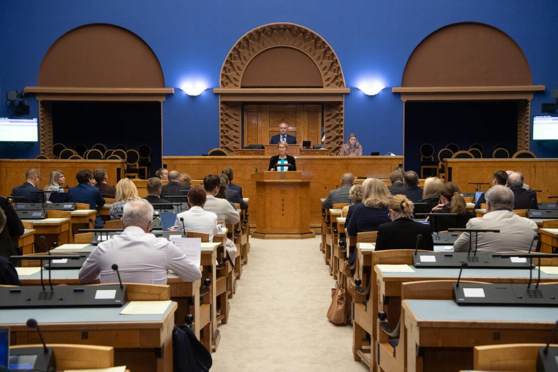 Õiguskantsleri 2019.–2020. aasta tegevuse ülevaade