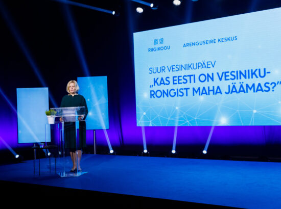 """Vesinikupäev """"Kas Eesti on vesinikurongist maha jäämas?"""""""