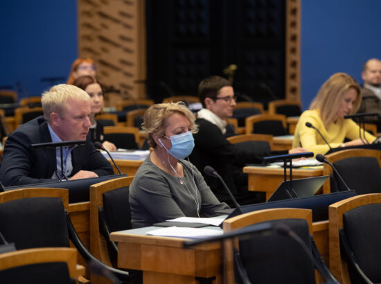 Tallinn Nordic Hotel Forumi juht Feliks Mägus