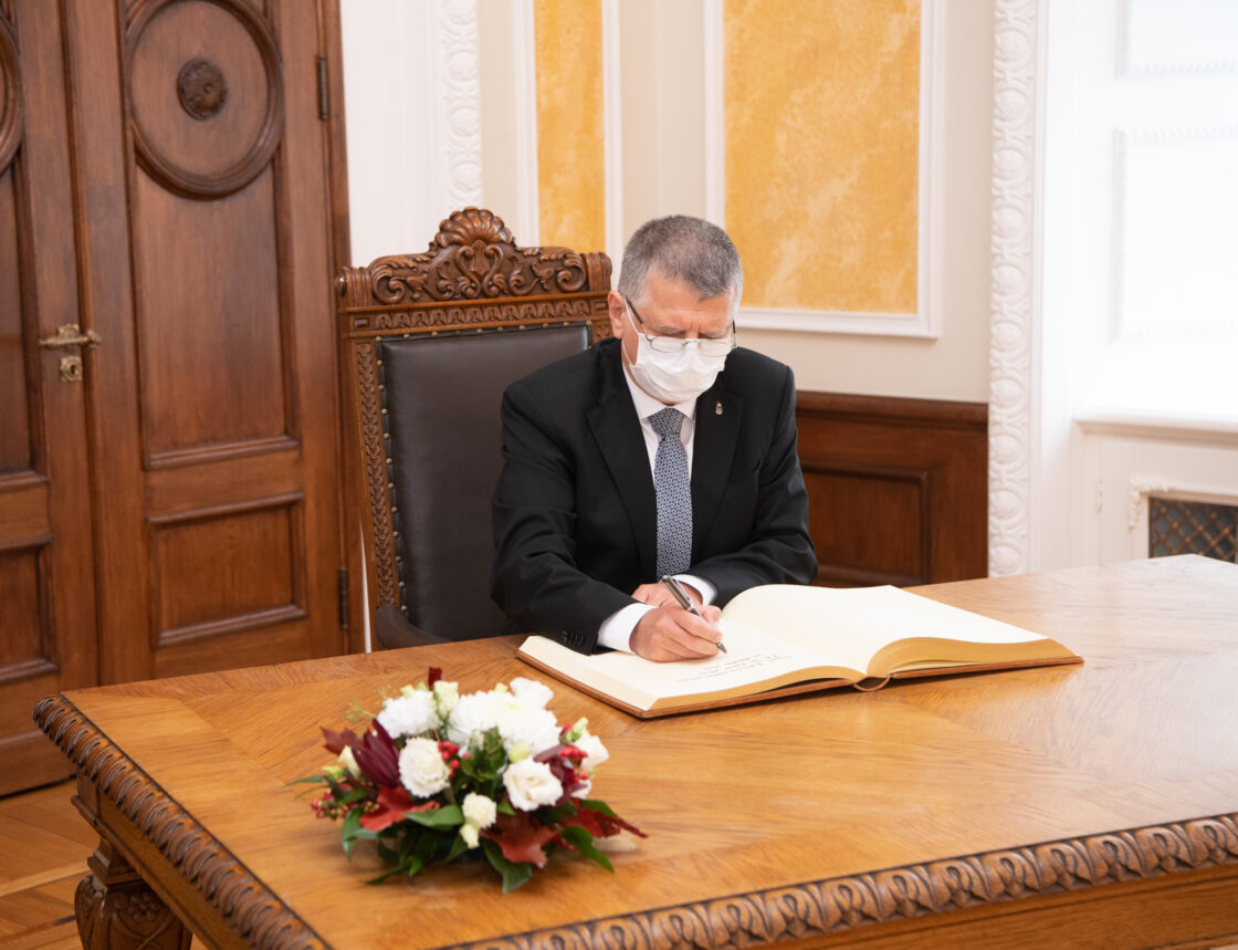 Ungari parlamendi esimees László Kövér
