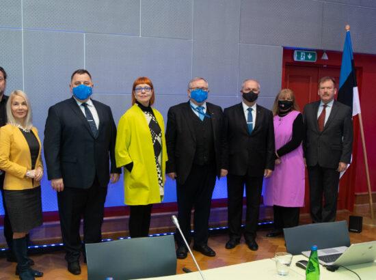 Balti Assamblee 39. istungjärk ja 26. Balti Nõukogu