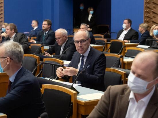 Riigikontrolör Janar Holmi ülevaade riigi vara kasutamisest ja säilimisest 2019.–2020. aastal