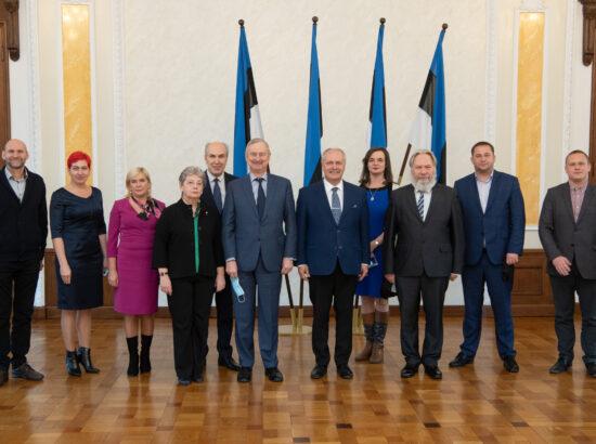 Riigikogu aseesimees Siim Kallas