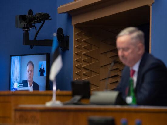 Riigikogu kaugosalusega istungid