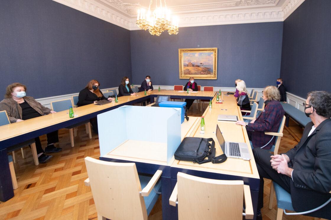 Valimised sotsiaalkomisjonis