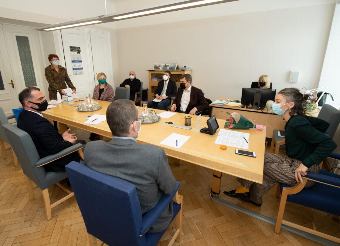Valimised keskkonnakomisjonis