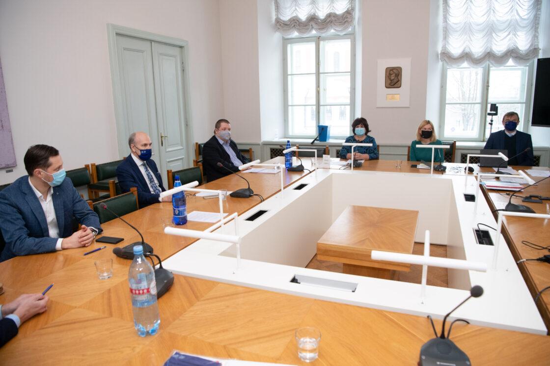 Valimised rahanduskomisjonis