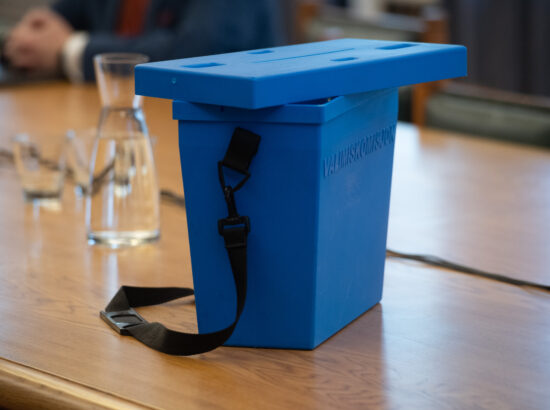 Alatiste komisjonide esimeeste ja aseesimeeste erakorralised valimised