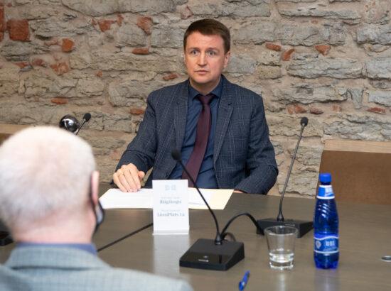 Korruptsioonivastase erikomisjoni esimehe ja aseesimehe erakorralised valimised