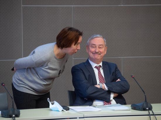 Euroopa Liidu asjade komisjon (XIV)