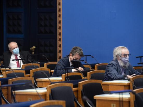 Riigikogu täiskogu istung