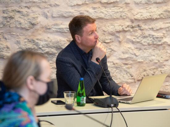 Kultuurikomisjoni istung, riiklikult tähtsate kultuuriehitiste otsuse eelnõu ettevalmistamine
