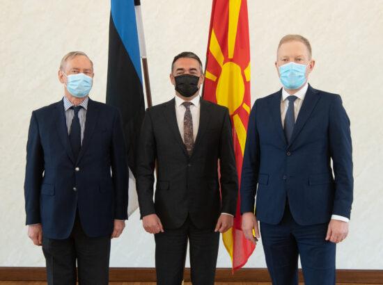 Väliskomisjon (XIV)