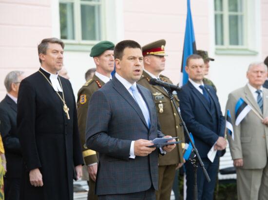 Eesti lipu päeva tähistamine 2021