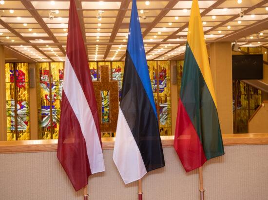 Riigikogu esimehe Jüri Ratase visiit Leetu