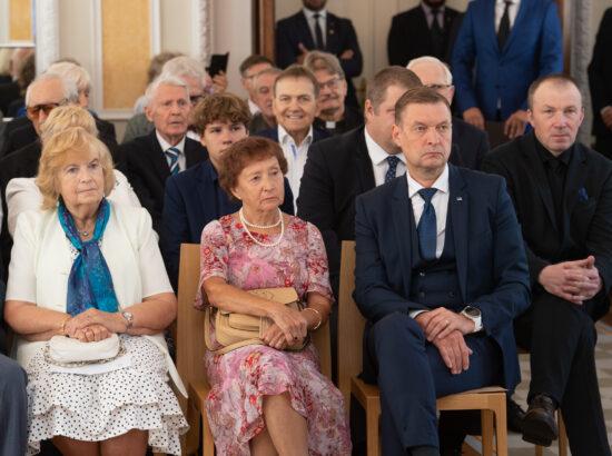 Eesti Post esitles iseseisvuse taastamise 30. aastapäevale pühendatud tervikasja