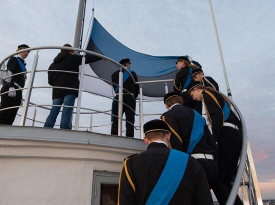 Tallinna 21. Kooli liputoimkond Pika Hermanni tornis