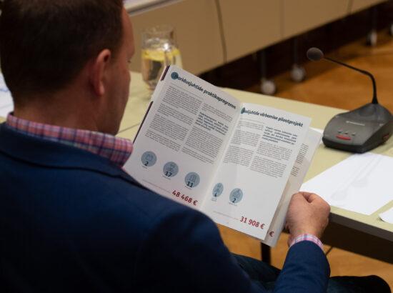 Põhiseaduskomisjoni, kultuurikomisjoni ja sotsiaalkomisjoni ühine istung – Eesti kodanikuühiskonna arengu kontseptsiooni elluviimisest ning heategevusest tugeva kodanikuühiskonna alustalana