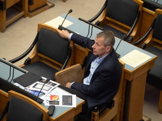 Riigikogu liige Jürgen Ligi