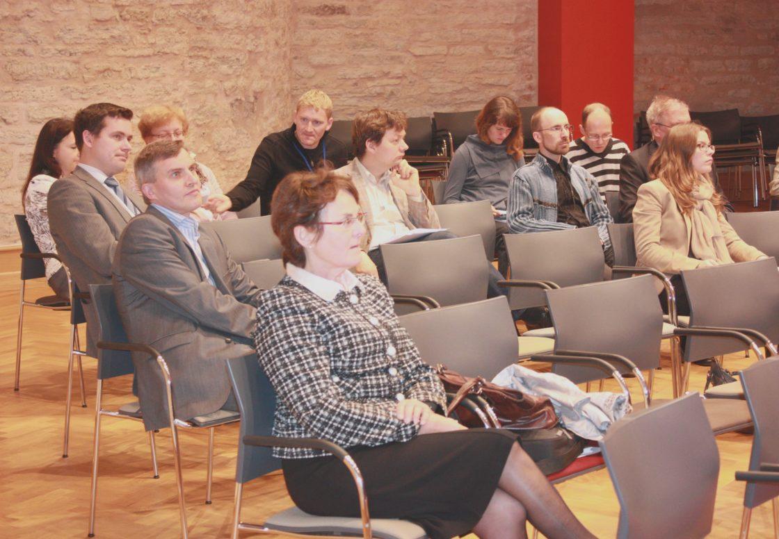 """Seminar """"Eesti valimisuuringud: hekteseis ja tulevikuväljavaated"""""""